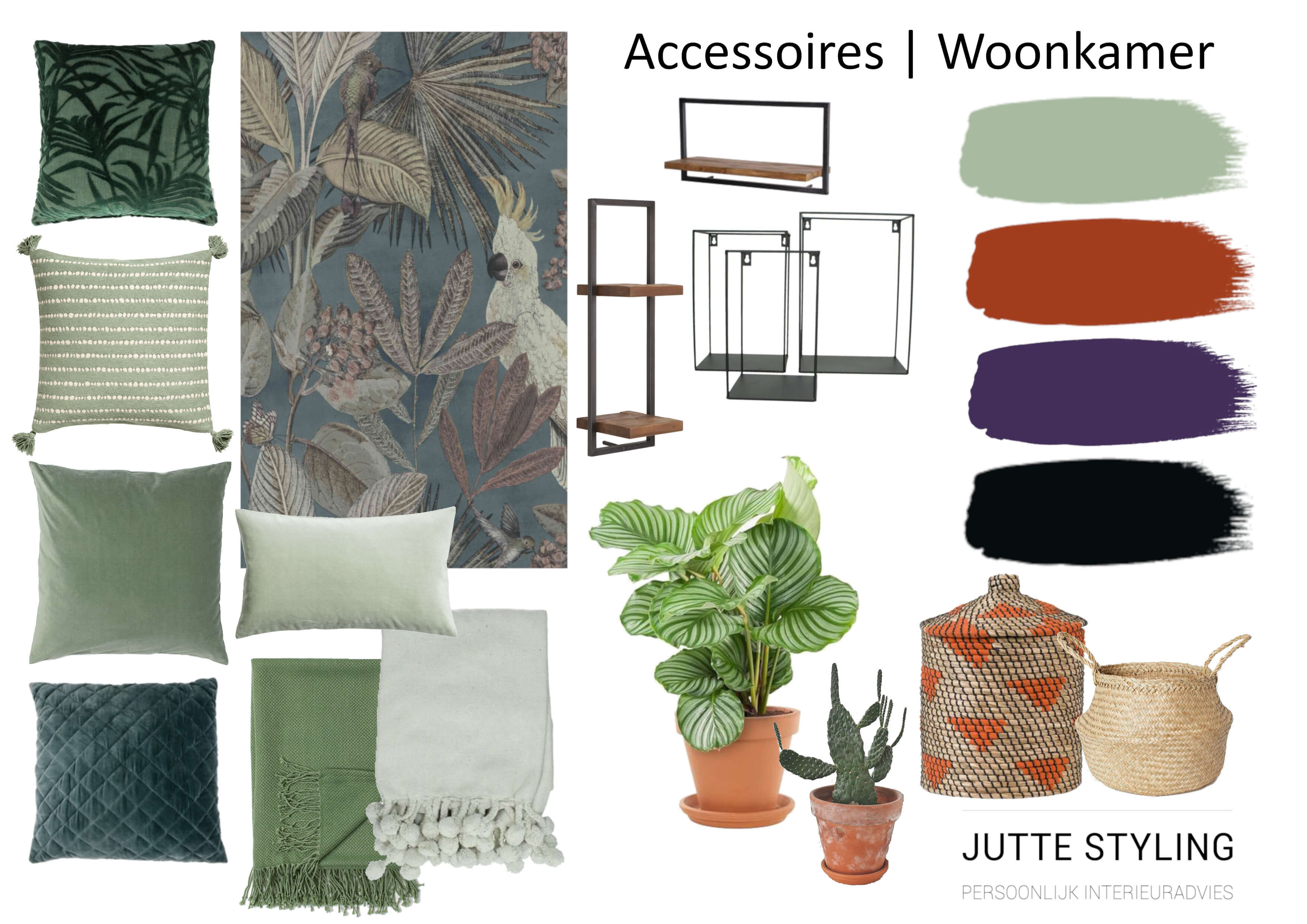 3 Accessoires Woonkamer
